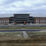 Career Center construction continues