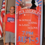 'It's America' coming to First Church of Christ