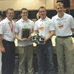 Cedarville robotics team wins again