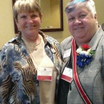 Auxiliary shines at convention