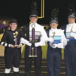 Skyhawks Marching Band takes home awards