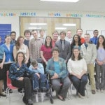 STEM students campaign for disabled individuals