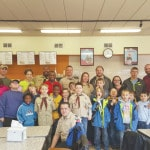 Cub, Boy Scouts donate to local pantry