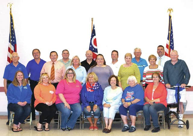 File photo The Fairborn Fourth of July committee at their June meeting.