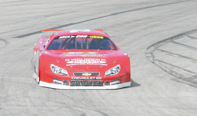 Drew Charleson of New Bremen leads the Gem City Auto Racing late model division by 10 points over Xenia driver Ryan Fleming. Several of the late model drivers competed with the Jegs Champion Racing Association All-Stars series in the Gem City 100, held July 9 at Kil-Kare Raceway. That race's points did not count toward the GCAR points standings.
