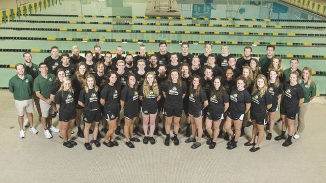 With the help of the College Swimming and Diving Coaches Association of America and donors nationwide, $85,000 in funds were raised in order to save the Wright State University swimming and diving team for an abbreviated 2017-'18 season.