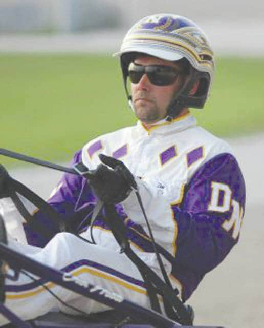 Dan Noble, of Xenia, will be competing against an international harness racing field in the Vincent Delaney Memorial, Aug. 12-13, at Portmarnock Raceway in Dublin, Ireland.