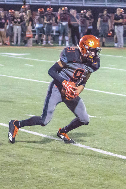 Senior Drew Nanda and the Beavercreek Beavers high school football team is currently ranked fifth in Division I, Region 3 of the latest Ohio High School Athletic Association computer poll. The top-8 teams in each region qualify for the post season playoffs.