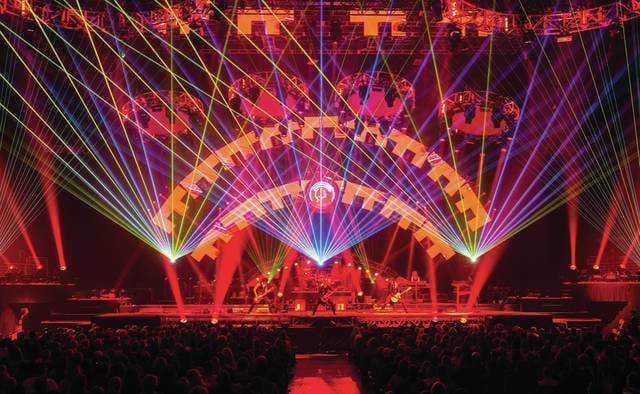 Submitted photo Trans-Siberian Orchestra returns to the Ervin J. Nutter Center on Dec. 2.