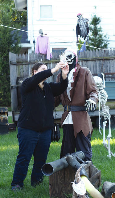 File photos Fairborn will host its annual Halloween Festival Friday, Oct. 20 through Sunday, Oct. 22. It will include its traditional offerings such as vendors, live entertainment, booth trick-or-treating and more, as well as a new feature this year, the Witch's Brew Beer Garden.