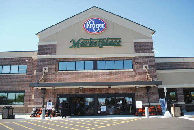 File photo The Kroger store located on Dayton-Yellow Springs Road in Fairborn is adding a dietitian to its services.