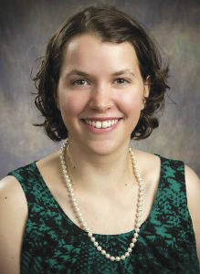 Submitted photo Megan Smith is a medical and a master of public health student at the Boonshoft School of Medicine.