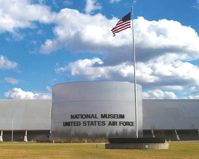Submitted photo The National Museum of the United States Air Force is temporarily closed, suspending all scheduled activities, until further notice due to the government shut down.