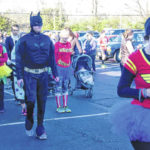 Superheroes wanted for C.A.P.E. 5K