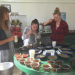 Students get up-close look at coffee farms