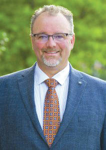 Submitted photo Kenneth Petersen, the dean of the College of Business and Economics at Boise State University, will participate in two public forums on April 18.
