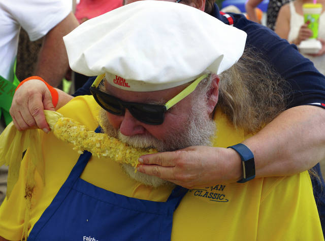 File photo The City of Fairborn Sweet Corn Festival, offering food, entertainment and family friendly activities.