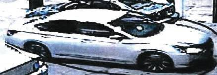 The suspect vehicle is believed to be a silver Nissan Altima.