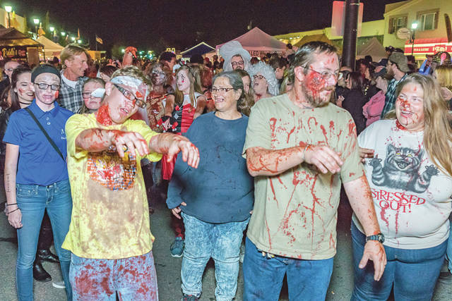 Foys Halloween Festival 2020 Fairborn Halloween Festival expecting largest turnout yet