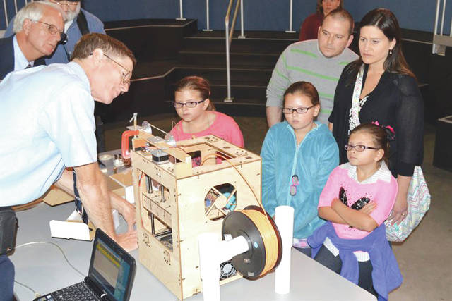 Submitted photo Explore the world of engineering during Family Day on Saturday, Nov. 17 at the National Museum of the U.S. Air Force.