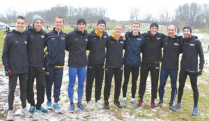 Yellow Jackets men's team headed to Nationals