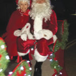 Santa and Mrs. Claus reflect on visit to Fairborn