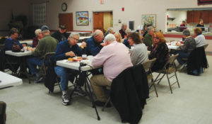 FCS hosts Lunch with Friends