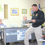 Bethal Fire Department makes presentation