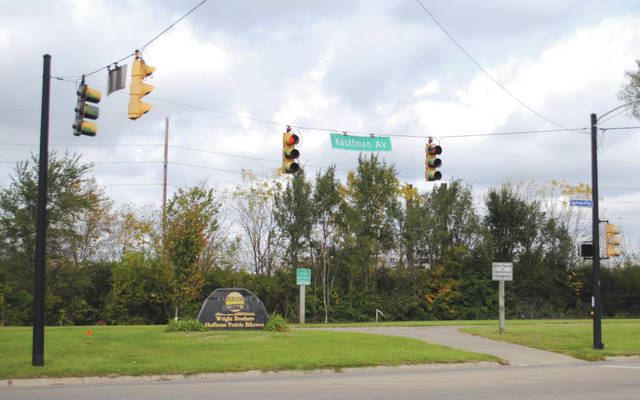 Kauffman Avenue will undergo construction this year from Lindberg Drive to Col. Glenn Highway.