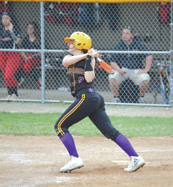 Bellbrook's Kaley Clark won the 2018 Greene County area high school softball batting title. She could become the first person to defend her title — and win more pizza — this season.