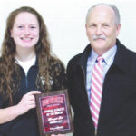 Cedarville's Coe named January Athlete of the Month