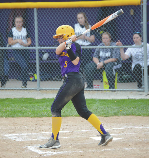 According to reported statistics on MaxPreps.com, Bellbrook's Kaley Clark turned in the third-best regular season batting average in all of Ohio.