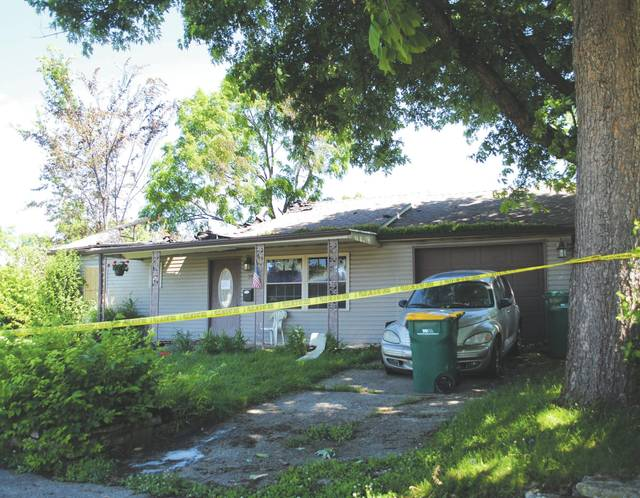 The fire claimed the life of Bessie Elizabeth Barnett, 49.
