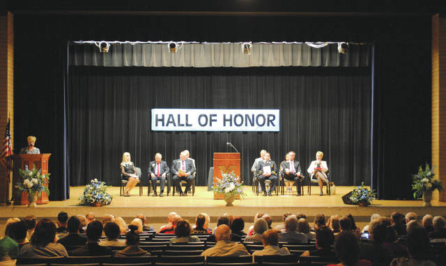File photo Hall of Honor inductees for the Class of 2020 will be announced sometime in the winter months. The enshrinement ceremony has traditionally been held in late-April every year.