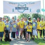 Walk aims to raise funds, awareness of disease
