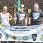 Xenia Police support Special Olympics