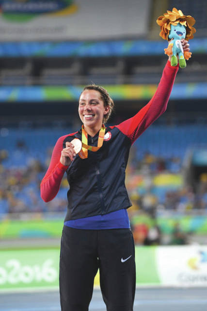 American Paralympic Gold Medalist Grace Norman is scheduled to be the guest speaker for the 23rd Air Force Marathon and will be providing instruction at a free mobility clinic for lower extremity amputee runners. The clinic will be offered at the marathon expo on Thursday, Sept. 19 from 4:30 to 6 p.m. and on Friday, Sept. 20, noon to 1:30 p.m. in the Berry Room at the Wright State University Nutter Center.