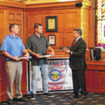Two graduate from Veterans' Court