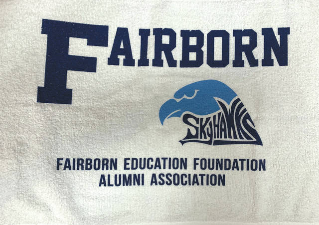 "Submitted photo The Fairborn Education Foundation/Alumni Association is hosting a fundraiser during the 38th Annual Sweet Corn Festival as well as Saturday, Aug. 24 and Sunday, Aug. 25th. The FEF/AA will be selling ""rally towels"" for $5 with all proceeds benefiting the technology fund which directly impacts technology in FCS classrooms."