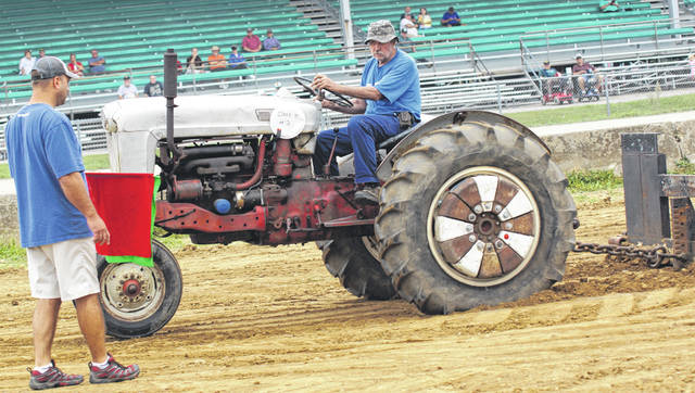 File photo Tractor events this year will include a tractor pull, cranking contest, slow race, and kiddie tractor pull.