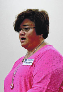 City council, school board candidates speak at forum