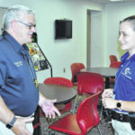 Commander's outreach to students, community shatters stereotypes
