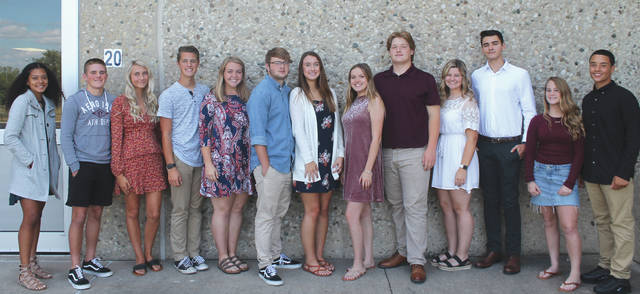 Submitted photos Fairborn High School has named its 2019 homecoming court. Freshmen representatives are Bryce Parker and Kelsey Fugate; sophomore representatives are Landon Krall and Grace Akers; junior representatives are Gabe Avilez and Jenna Rankins. The senior court nominations include Jackson Coolman and Mallory Shroyer, Jack Martin and Kendall Winn, Austin Moore and Madison Dewell as well as Nathan Walburn and Kat Kinman. The homecoming football game takes place at 7 p.m. Friday, Oct. 11 against Vandalia Butler High School.