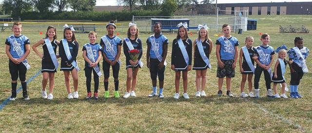 Submitted photos The Fairborn City Schools Wee Hawks celebrated the 2019 homecoming season.