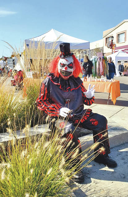 Submitted photos Several community members and out-of-towners gathered in the City of Fairborn over the weekend to celebrate the spooky season for its 8th Annual Halloween Festival.