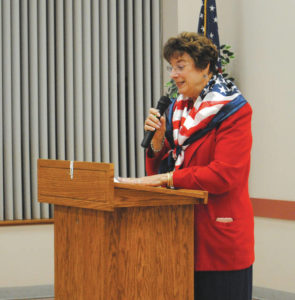 Bath Township trustee candidates address voters