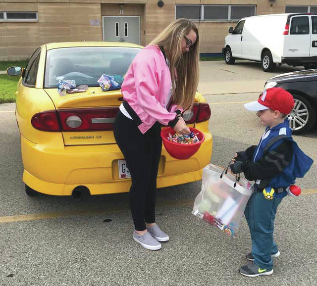 File photos Greene County Children Services, Fairborn Primary School and Shawnee Elementary School each have trunk-or-treat events scheduled in the coming days.