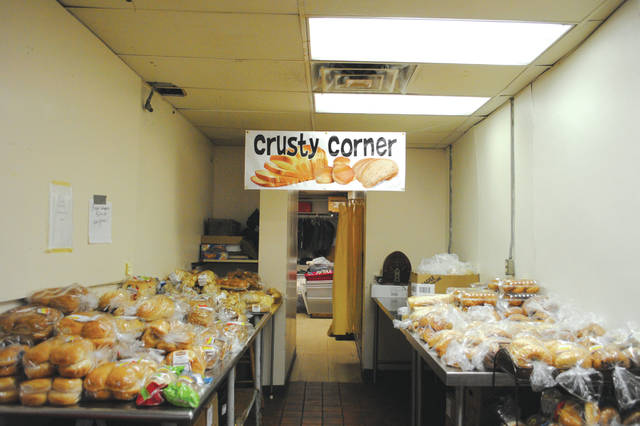 File photos The Fairborn FISH Food Pantry is located at 1149 N. Broad St.