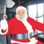 Santa is coming to the Gazette