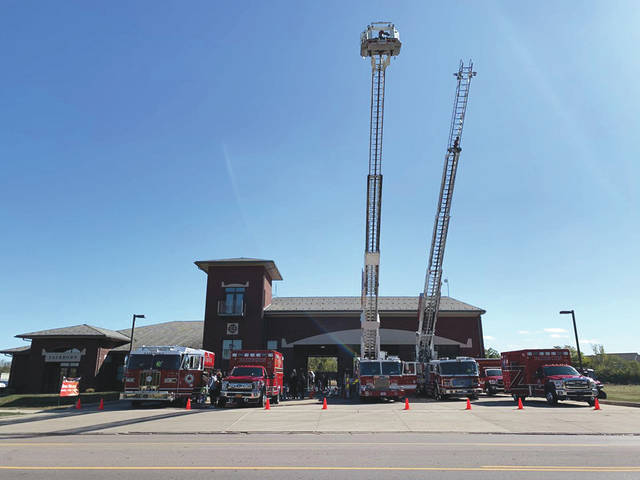 File photo The proposed income tax rate increase would support fire, police and emergency medical services in Fairborn.